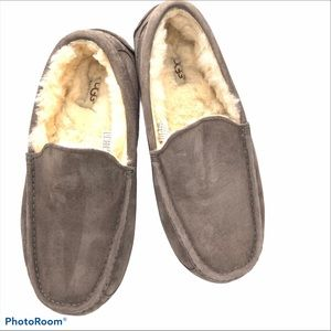 UGG Ascot suede slippers gray 8